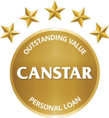 CANSTAR Outstanding Value, Personal Loan, 2017