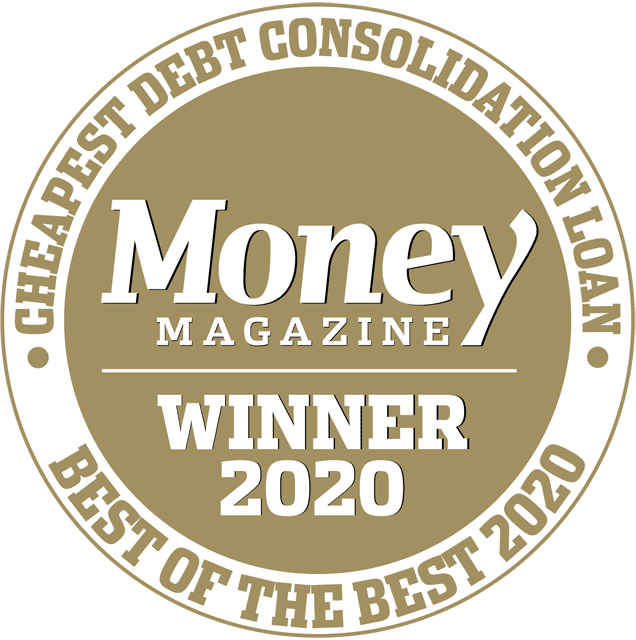 Money Magazine Winner 2019, Best of the Best, Cheapest Debt Consolidation Loan, 2020